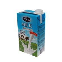 Dana UHT Milk Longlife Full Cream Whole Milk 1 Litre (Pack of 12) 3.5%