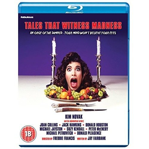 Tales That Witness Madness Blu-Ray [2016]