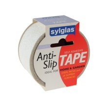 Sylglas 8622052 Anti-Slip Tape 50mm x 18m Clear
