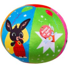 Bing Super Soft Motion Sensor Ball with Sounds For Ages 12 months+ and Above