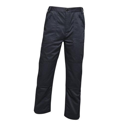 Regatta Professional Mens Pro Action Hardwearing Workwear Work Trousers Pants