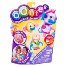 Oonies S1 Theme Refill Pack Monster Mania