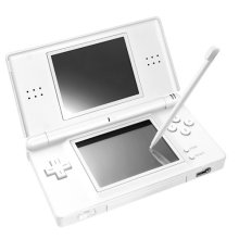 Nintendo DS Lite Handheld Console (White) - Used