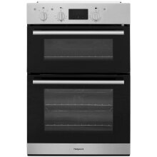 Hotpoint Class 2 DD2544CIX Built In Electric Double Oven - Stainless Steel