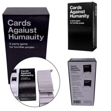 Cards Against Humanity UK Edition V2.0 Adult Card Game Family Gathering Puzzle