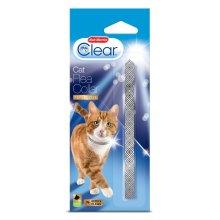 Bob Martin Clear Flea Collar For Cats Monochrome