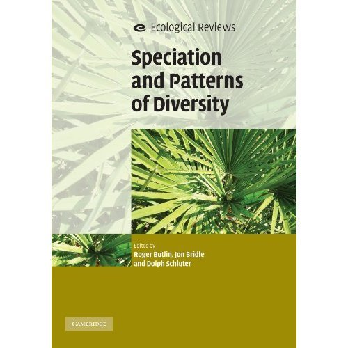 Speciation and Patterns of Diversity (Ecological Reviews)