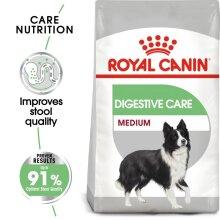 Adult Dry Dog Food Medium Digestive Care Royal Canin