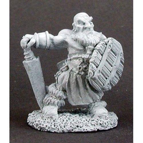 Reaper Dark Heaven Legends 02942 Gullivar Gnome Barbarian