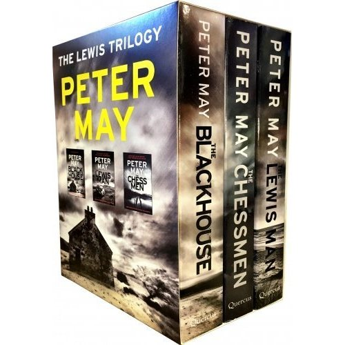 Peter May Lewis Trilogy series 3 books collection pack set