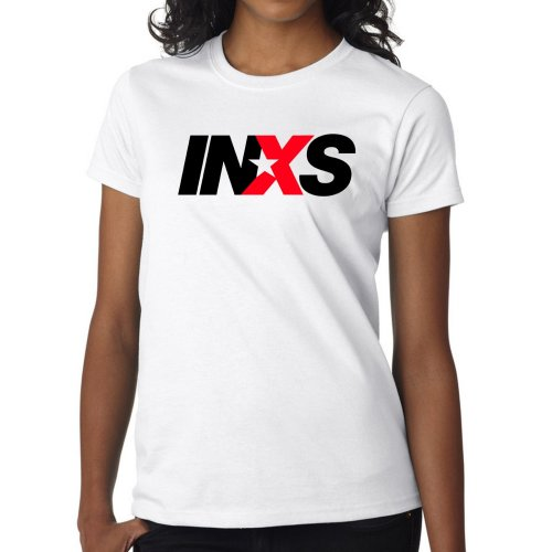 INXS Women's 3/4 Short sleeve T-shirt