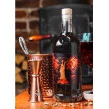 Aeflscyne Blackcurrant and Liquorice Gin