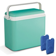 36L Extra-Large Turquoise Cooler Box