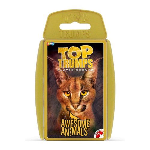 Awesome Animals Top Trumps (Second Edition)