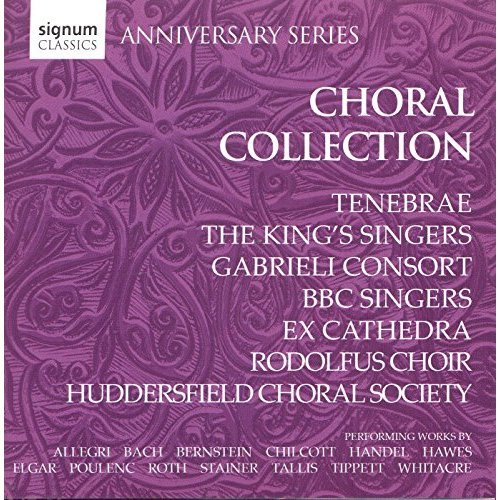 Voces8 - Signum Anniversary Series: Choral Collection [CD]