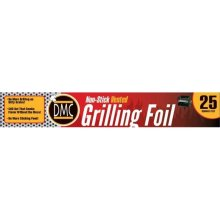 DMC 635346070426 25 ft. Perforated Non-Stick Aluminum Foil Roll Premium Quality