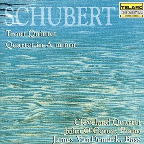 Ranz Schubert - Franz Schubert: Piano Quintet Trout / Quartet in a Minor [CD]