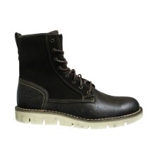 Timberland Westmore Hiker Dark Brown Leather Lace Up Mens Ankle Boots A17XN
