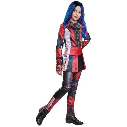 (L (10-12)) Girls Evie Costume Deluxe - Descendants 3