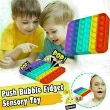 Jumbo Popit Fidget Toy | Sensory Fidget Toy