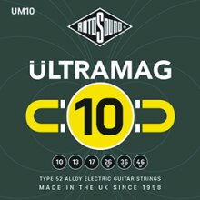Rotosound Ultramag 10-46 Electric Guitar Strings UM10