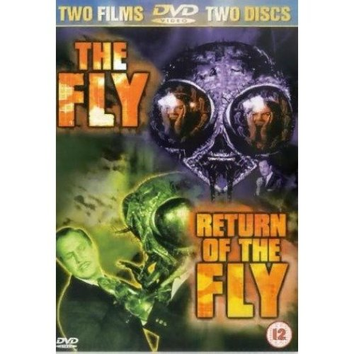 The Fly / Return Of The Fly DVD [2001]