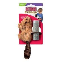 Kong Cat Refillable Catnip Beaver Cat Toy