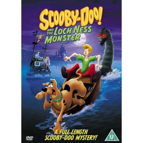 Scooby Doo - Loch Ness Monster DVD [2004]