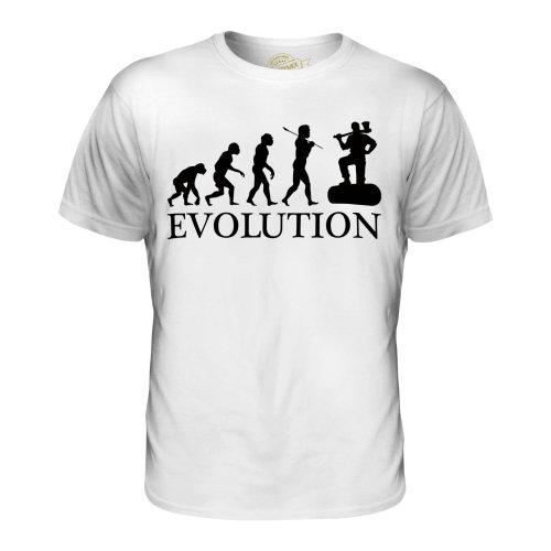 Candymix - Lumberjack Evolution - Men's T-Shirt Top