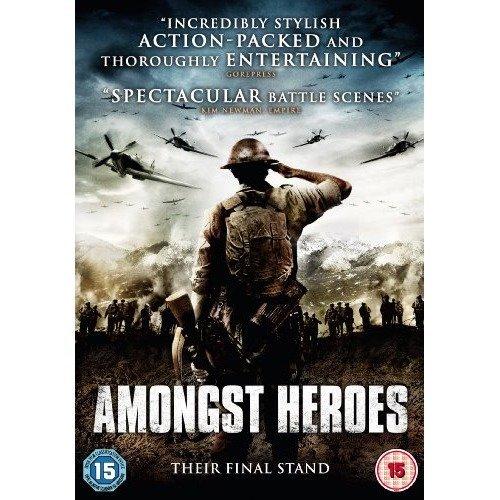 Amongst Heroes DVD [2012]