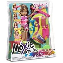 Moxie Girlz Magic Hair Colour Studio Doll Avery