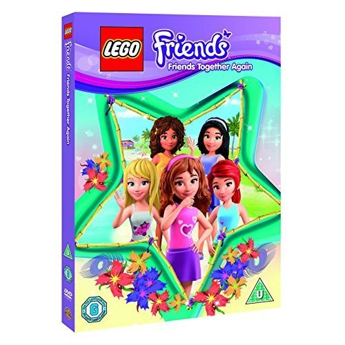 Lego Friends - Together Again DVD [2017]