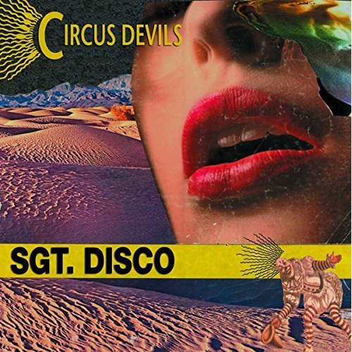 Circus Devils - Sgt. Disco [CD]