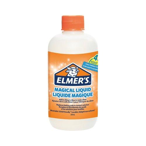 Elmer's Glue Magical Liquid Slime Activator Solution for Making Slime 259 ml