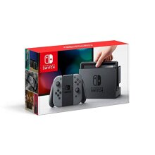 Nintendo Switch Console - Grey - Refurbished