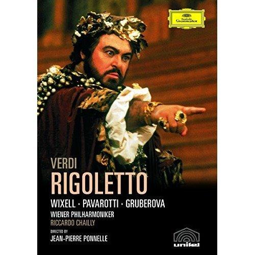 Rigoletto: the Wiener Philharmoniker (chailly) [blu-ray] [2013] [region Free]