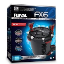 Fluval FX6 High Performance Canister Filter 1500 litres (400 US gal)