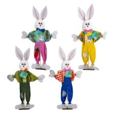 DDI 2343521 18 in. Easter Bunny Standing Decor - Case of 24