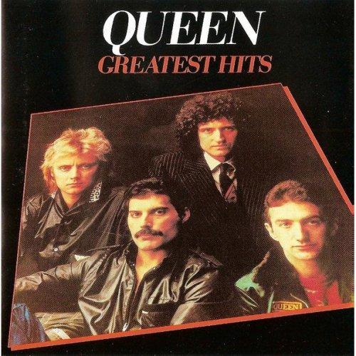 Greatest Hits - Queen CD