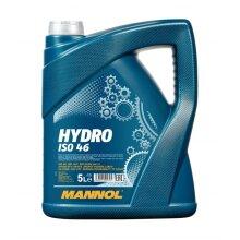 MANNOL 5L Hydraulic Oil 46 Fluid HLP 46 High Grade 20 Litres ISO 46 DIN 51524