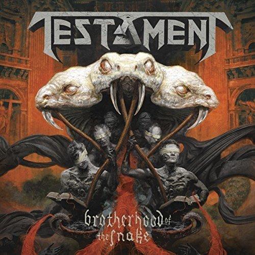 Testament - Brotherhood of the Snake [CD]