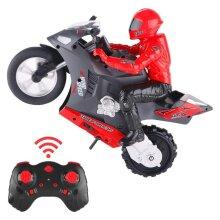 Rc Motorcycle Gyro Self-balance Drift Rc Stunt Motor For Kids