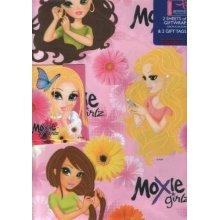 Moxie Girlz gift wrap