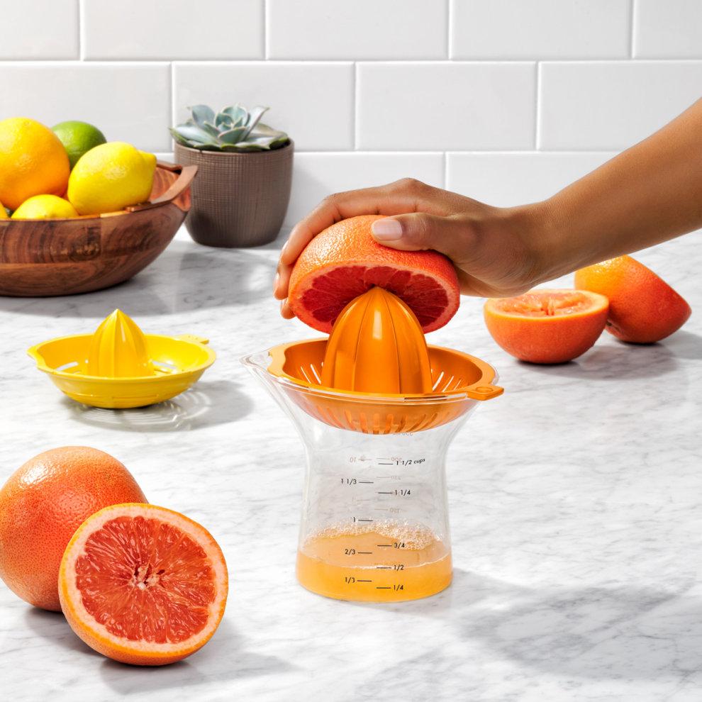Oxo Good Grips Steel Citrus Juicer on OnBuy