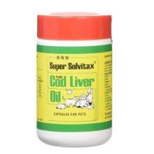 Super Solvitax Cod Liver Oil Tablets