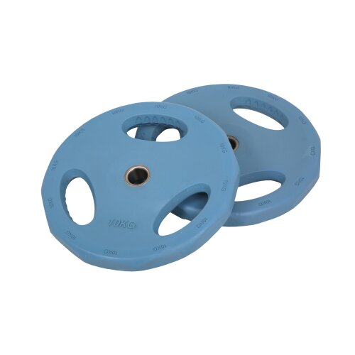 FunctionalFitness 10kg Rubber Pump Set Plate Pair (30mm)