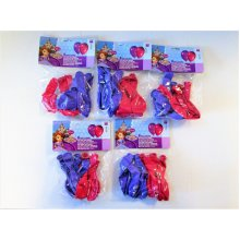 Pack of 40 Sofia The First 28 cm Latex Balloons - Disney Party Balloon