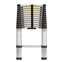 Portable Telescopic Ladder - 3.8M