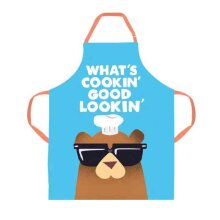 Jolly Awesome Apron - What's Cookin