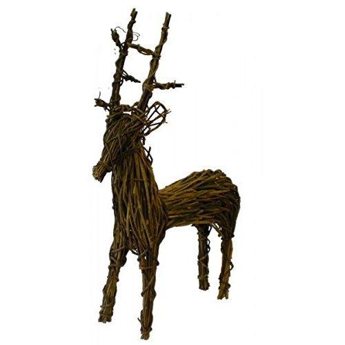 Handmade Vine Reindeer - Small